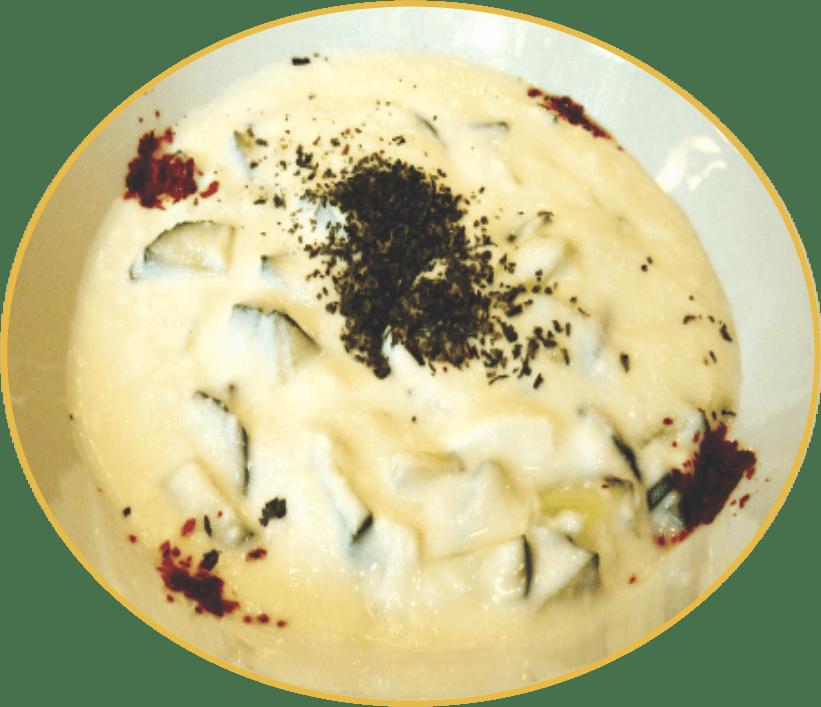 GEAGIK (IAURT cu castraveti si menta) (250 g)
